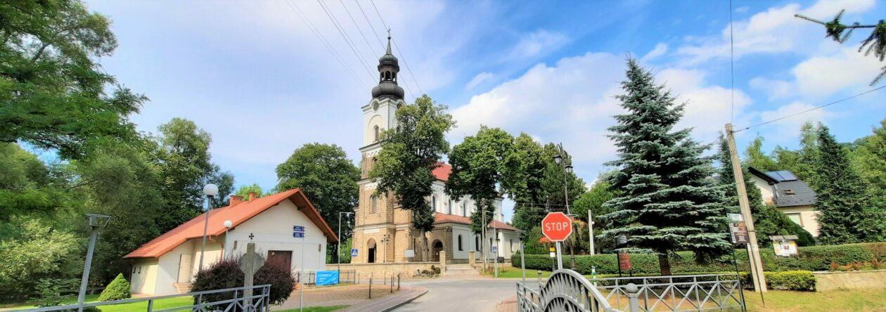 Parafia pw. św. Mikołaja Biskupa w Żegocinie